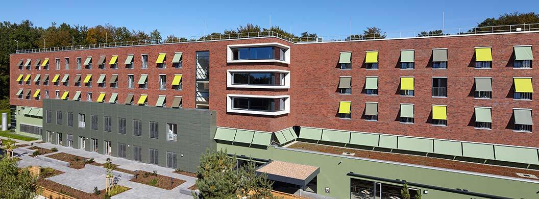 Architekten f r private ffentliche und gewerbliche bauten lucas architekten for Seligenstadt schwimmbad
