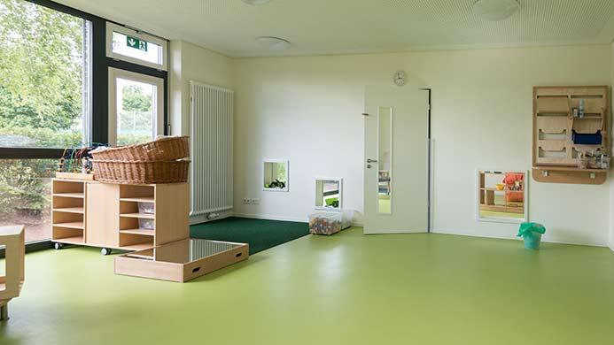 Architekt kindergartenerweiterung heusenstamm for Innenarchitektur schule
