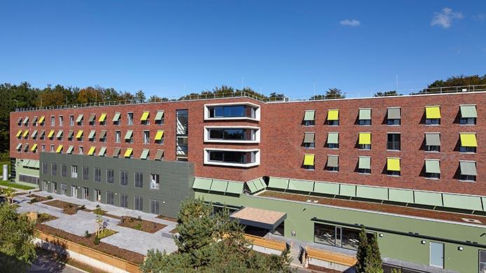 architekten der klinik sonnenberg in marburg - lucas architekten, Innenarchitektur ideen