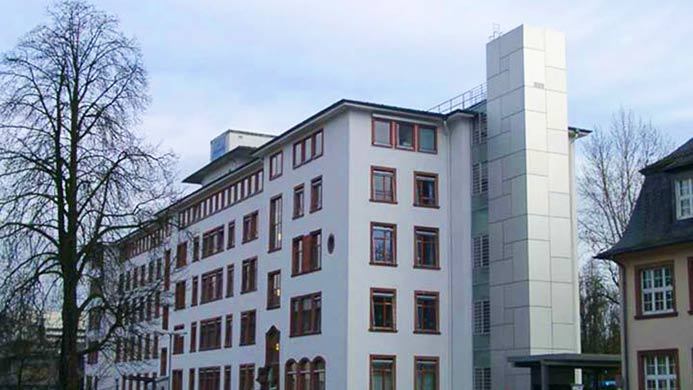 Architekt Uniklinik Frankfurt Hs15 Architekt Klinik Lucas Architekten