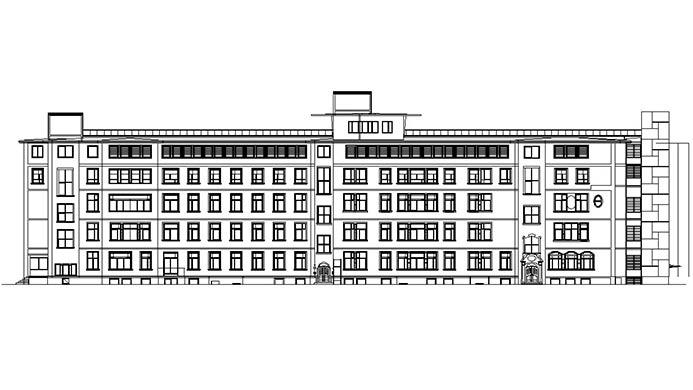 Uniklinik Frankfurt Haus 15