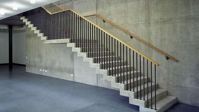 Architekt Hanau architekt zeichenakademie hanau cortenstahl fassade lucas architekten