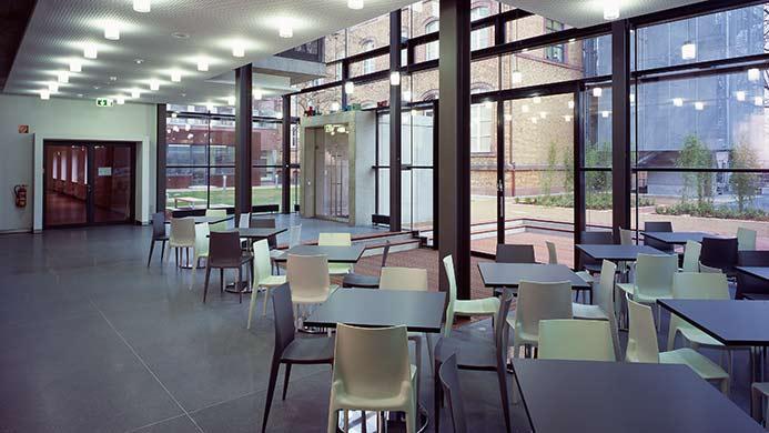 Architekten Hanau architekt zeichenakademie hanau cortenstahl fassade lucas architekten